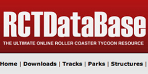 Roller Coaster Tycoon Database