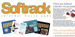 Softrack Mousepads